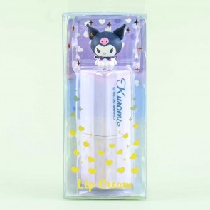 Kuromi Heart Lip Cream - Rose