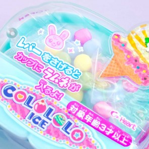 Heart Colololo Ice Cream Candy Dispenser