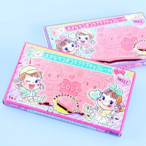 Fujiya Peko Poco Love Love Strawberry Chocolate Bar