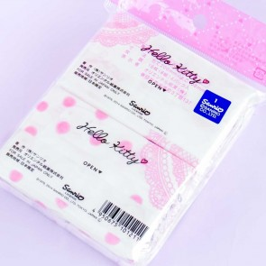 Hello Kitty Dress Pocket Tissues - 4 pcs