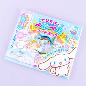 Cinnamoroll Cloud Town Sticker Book