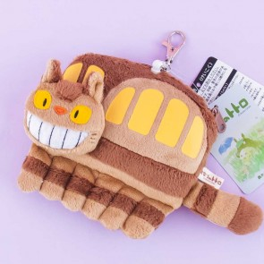 Catbus Plushie Card Case & Bag Charm