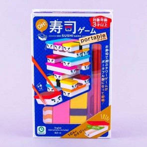 Oh! Sushi Stacking Game Portable