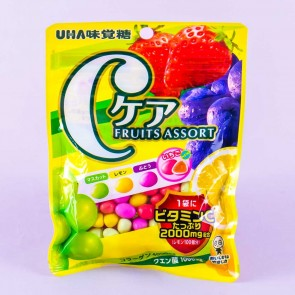 C Care Juicy Collagen Candy - Fruit Mix