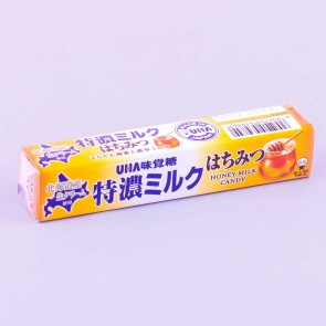 UHA Tokuno 8.2 Milk Candy Stick - Honey