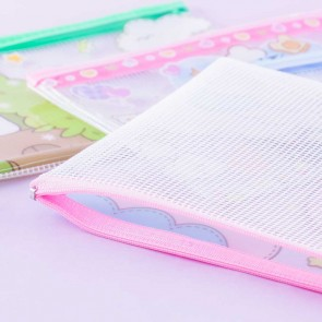 Girly Fun Daily A5 Mesh Pouch