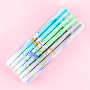 Happy Day Chibi Animals Pen Set