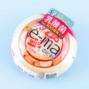 UHA E-ma Throat Candy - Lactic Acid Bacteria Drink