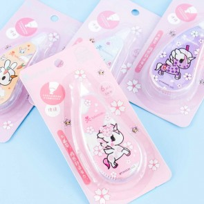 Sakura Unicorn Correction Tape