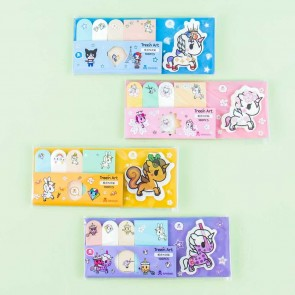 Magical Unicorn Sticky Notes Set