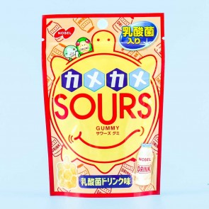 Nobel Sours Gummies - Lactic Acid Bacteria Drink