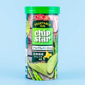 Chip Star Potato Chips - Asparagus & Bacon