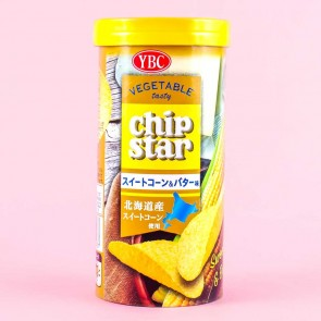 Chip Star Potato Chips - Hokkaido Sweet Corn & Butter