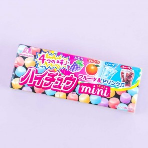 Hi-Chew Mini Premium Candy - Fruit Soda