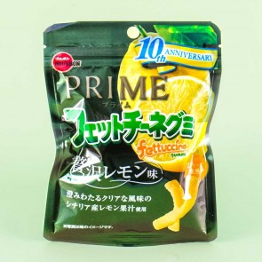 Bourbon Prime Fettuccine Luxurious Lemon Gummies
