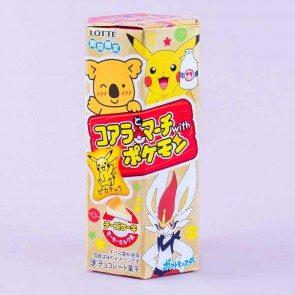 Lotte Koala's March Pokemon Cheesecake Milk Biscuits