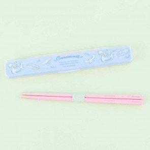 Cinnamoroll Swan Ride Chopsticks Set