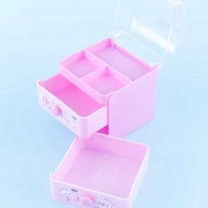 Cutesy Palette Clear Dome Chest