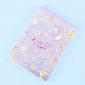 Sailor Moon Eternal Magic Accessories Notebook