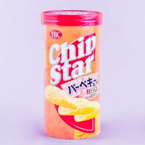 Chip Star Potato Chips - Japanese BBQ