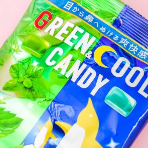 Lotte Green & Cool Mint Candy