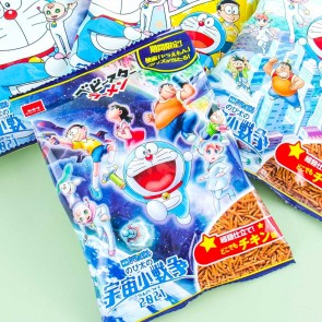 Baby Star Doraemon Noodle Snacks - Chicken Soy Sauce