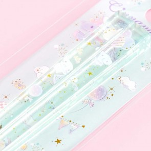Cinnamoroll Party Time Clear Chopsticks