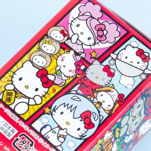 Furuta Choco Egg Hello Kitty Collaboration Plus