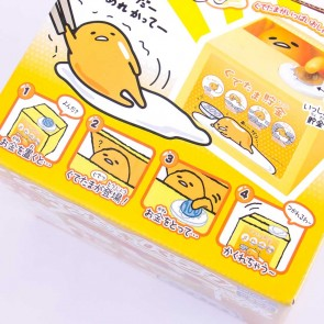 Gudetama Speaking Piggy Bank Toy