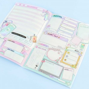 Party Collection A5 Notebook