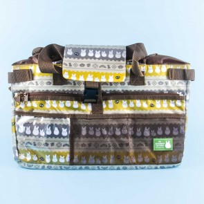 My Neighbor Totoro Tribal Insulated Multi-Strap Bag