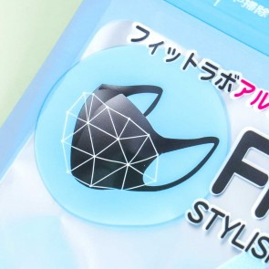 Fitlabo Alpha Stylish Dessert Time Kids Face Mask