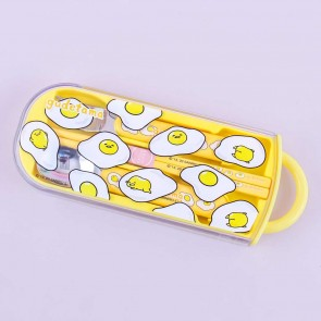 Gudetama Fried Egg Utensil Set