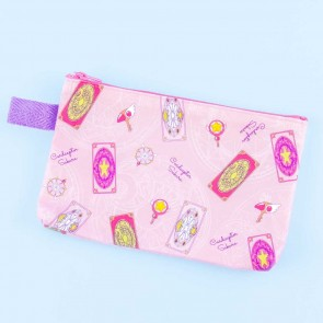 Cardcaptor Sakura: Clear Card Pouch - Dream Staff