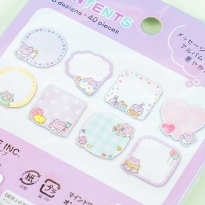 Baby Bear Message Sticker Flakes
