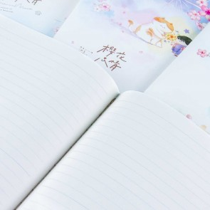Sakura Mood Notebook