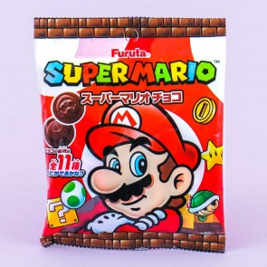 Furuta Super Mario Chocolate