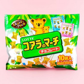 Koala's March Chocolate Biscuits Share Pack