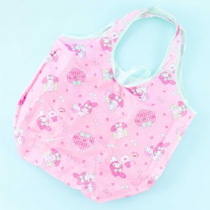 My Melody Hearts & Bows Eco Bag With Pouch