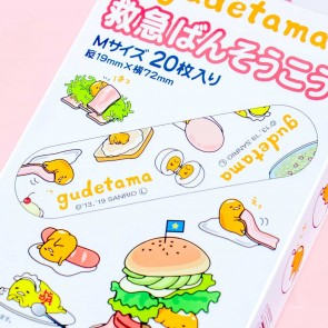 Gudetama Meal Time Bandages