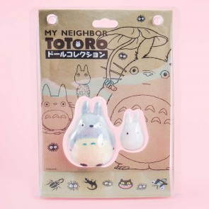 My Neighbor Totoro Figure Collection - Chu Totoro & Chibi Totoro