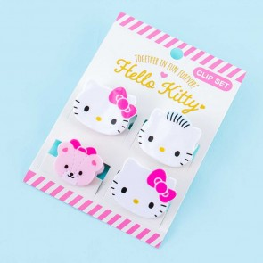 Hello Kitty Office Clip Set