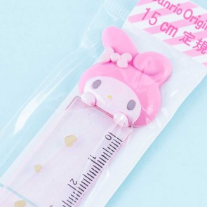 My Melody Glittery Ruler