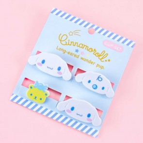 Cinnamoroll Office Clip Set
