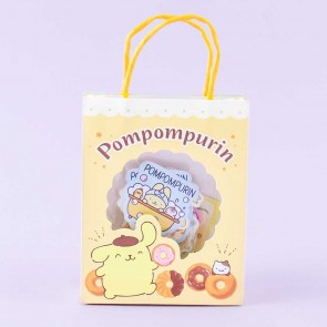 Pompompurin Shopping Bag Sticker Set