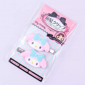 My Melody Side Bangs Hair Clips