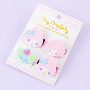 My Melody Office Clip Set
