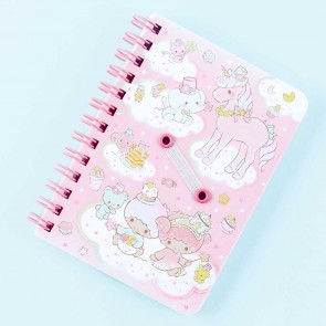 Little Twin Stars Spiral Notebook