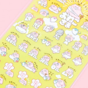 Angel Cats Stickers