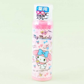 My Melody Sweets Hand Sanitizer Spray
